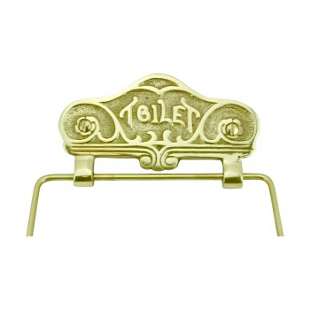 <PRE>Antique Toilet Paper Holder Wall Mount Brass Toilet Tissue Holder for Bathroom</PRE>zoom7