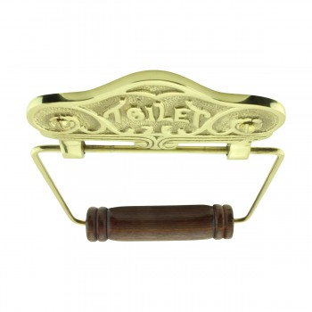 <PRE>Antique Toilet Paper Holder Wall Mount Brass Toilet Tissue Holder for Bathroom</PRE>zoom8