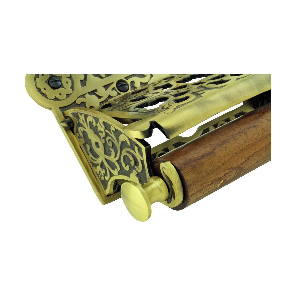 Antique Toilet Paper Holder Brass Royal Flush Tissue Holder for Bathroom toilet paper holder stand tissue holder for bathroom Toilet Paper Holder