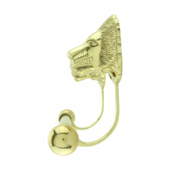 <PRE>Antique Toilet Paper Holder Wall Mount Brass P/L Lions Tissue Holder</PRE>zoom5