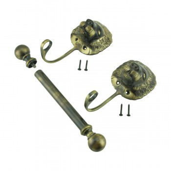 <PRE>Antique Toilet Paper Holder Wall Mount Anti Brass Lions Tissue Holder</PRE>zoom7