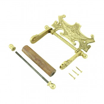 <PRE>Traditional Brass Falcon Tissue Holder for Bathroom </PRE>zoom7