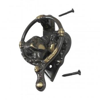 <PRE>Antique Door Knockers Brass Antique Door Hardware Kissing Cherubs Door Knocker</PRE>zoom3