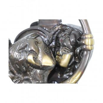 <PRE>Antique Door Knockers Brass Antique Door Hardware Kissing Cherubs Door Knocker</PRE>zoom7