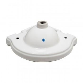 <PRE>Bathroom Corner Sink White China Wall Mount Drain/p-trap </PRE>zoom6