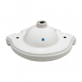 <PRE>Bathroom Corner Sink White China Wall Mount Drain/p-trap </PRE>zoom12