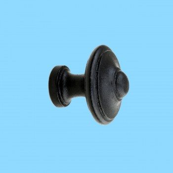 Small Black Iron Cabinet Knob Cabinet Knobs Cabinet Knob