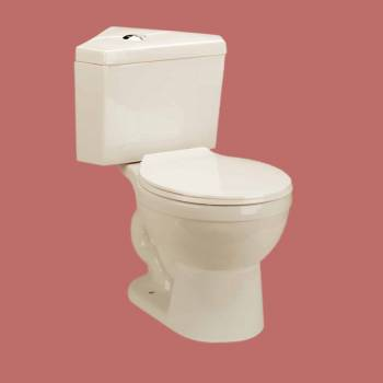 <PRE>Corner Toilet Biscuit China Round Bowl Push Button Dual Flush Water Saver</PRE>zoom2