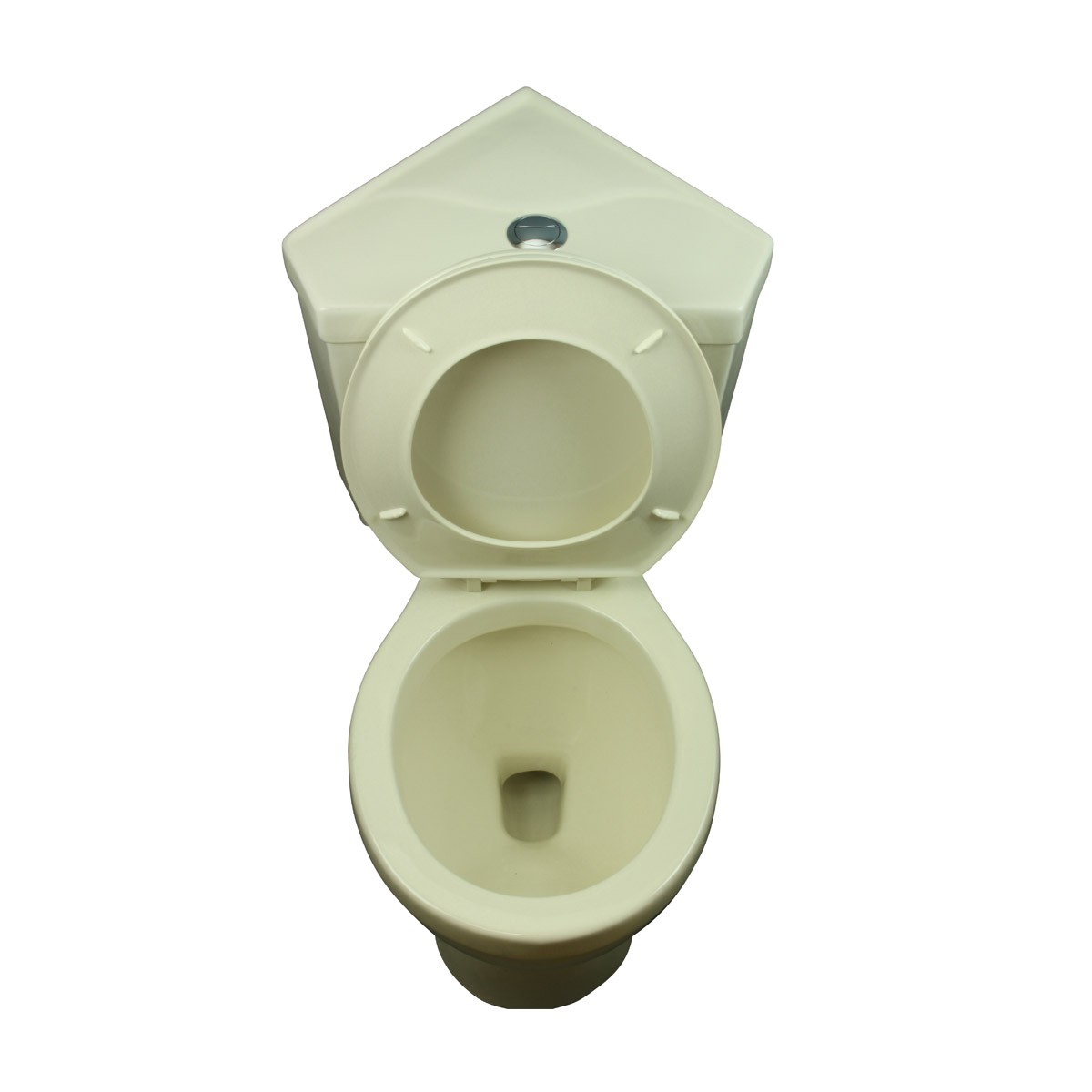 Outstanding Biscuit Round Bowl Corner Bathroom Toilet Push Button Dual Flush Water Saver Beatyapartments Chair Design Images Beatyapartmentscom