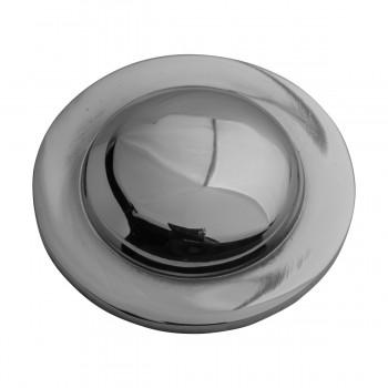 <PRE>Large Chrome Cast Brass Lion Head Door Knocker 6 1/4 Inch X 3 5/8 Inch</PRE>zoom12