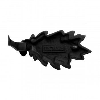 <PRE>Door Knocker Black Cast Iron Oak Leaf 6 Inch X 3 Inch</PRE>zoom11