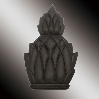 <PRE>Door Knocker Black Cast Iron Pineapple 6inchH </PRE>zoom3