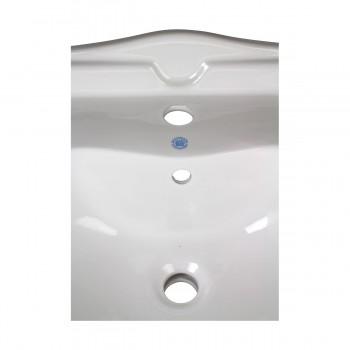 <PRE>Renovator's Supply White Vitreous China Bathroom Pedestal Sink Overflow Hole</PRE>zoom9