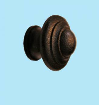 Wrought Iron Cabinet Knob Black Round 118 Dia. Wrought Iron Cabinet Knobs Black Kitchen Knobs Vintage Black Dresser Knobs