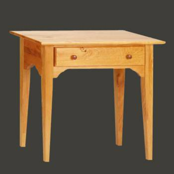End Tables Heirloom Pine Enfield End Table 27.5H x 30W End Table End Tables Wood End Table