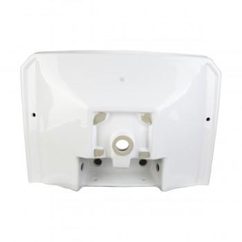 <PRE>Bathroom Pedestal Sink Basin White China Victoria Widespread</PRE>zoom6