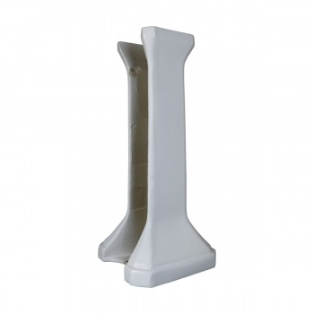 <PRE>Bathroom Sink Part White China Ashley Pedestal Only </PRE>zoom8