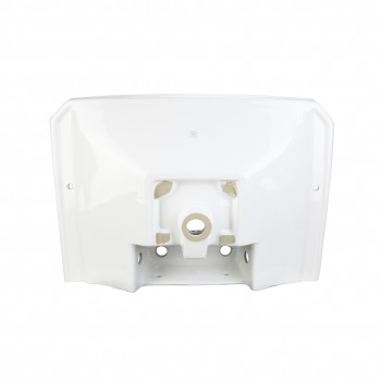 <PRE>White Large Vitreous Victorian Pedestal Sink with Widespread Faucet Holes</PRE>zoom6