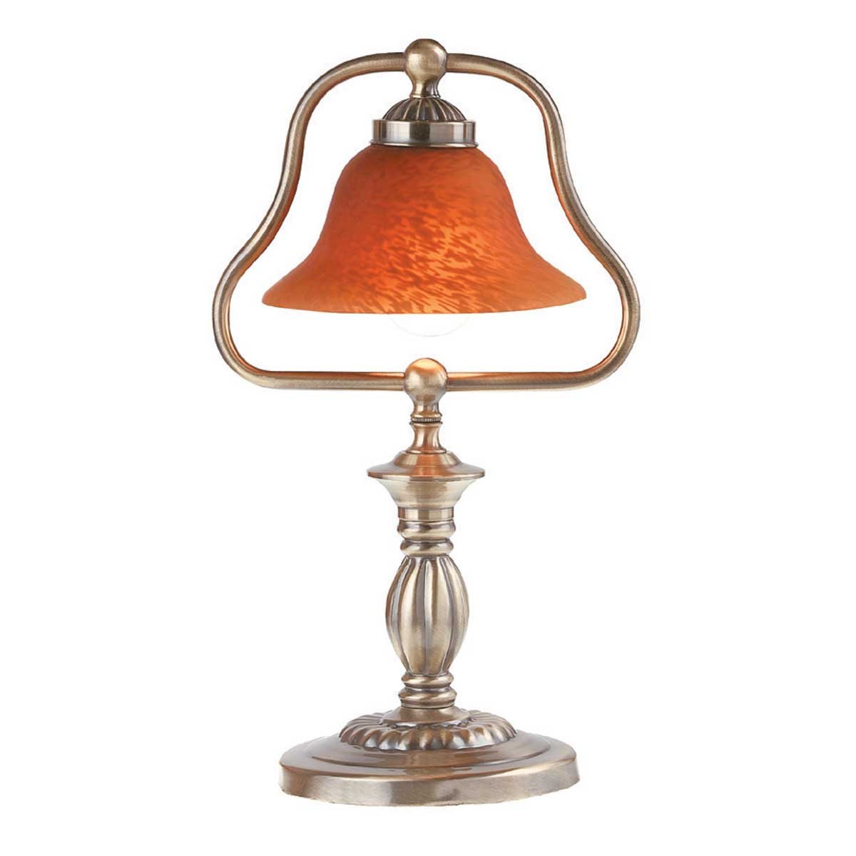Table lamp amber antique brass lamp 17h pretable lamp amber antique brass lamp 17inchh aloadofball Image collections
