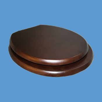 <PRE>Toilet Seats Dark Oak Hardwood Elongated Imperfect </PRE>zoom2
