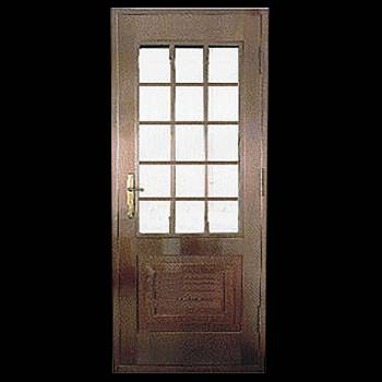 Security Door Copper Steel Security Door Copper over Steel17951grid