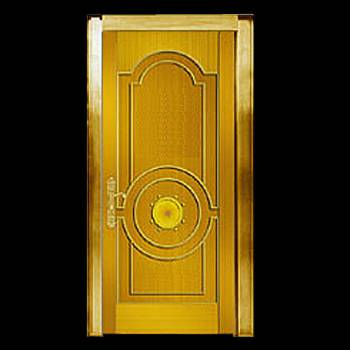 Security Door Copper Steel Security Door Copper over Steel17960grid