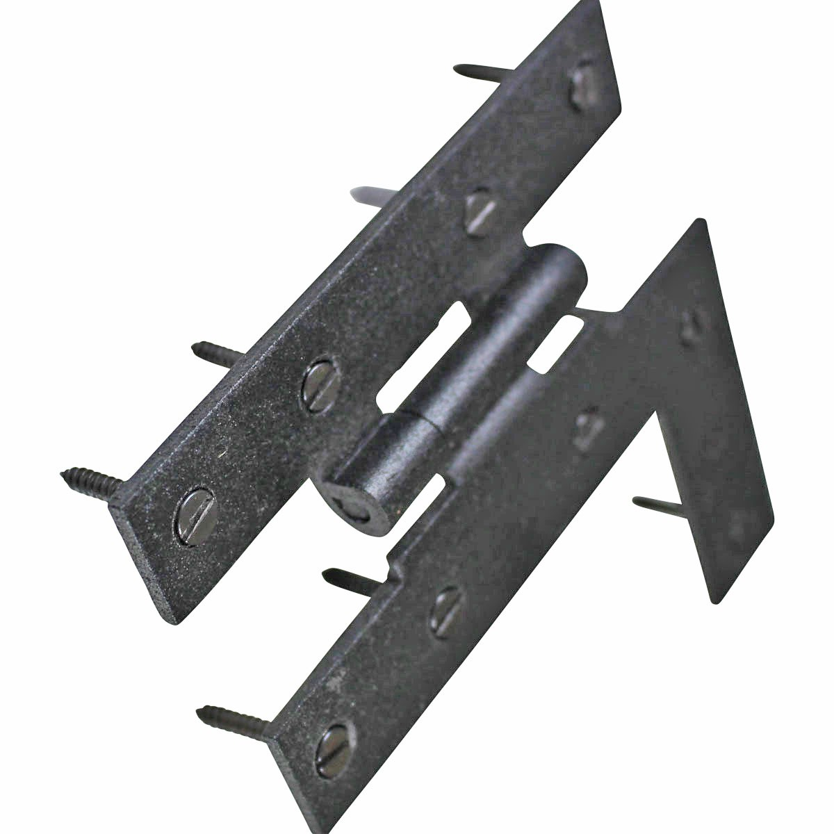 Cabinet Hinges Wrought HL Hinge Right 4 H w Offset Door Hinges Door Hinge Solid Brass Hinge