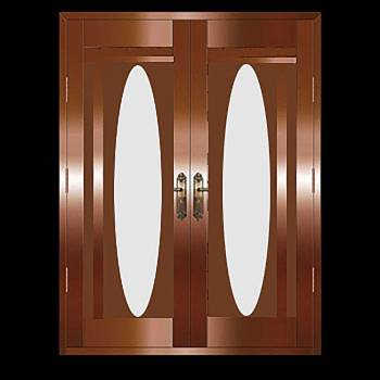 Security Door Copper Steel Security Door Copper over Steel17973grid