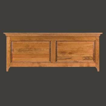 spec-<PRE>Shaker Honey Pine Pine Footboard Full/Queen Honey Pine Stain</PRE>