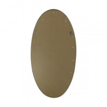 <PRE>Victorian Vanity Mirror Oval Poly Flower Frame </PRE>zoom10