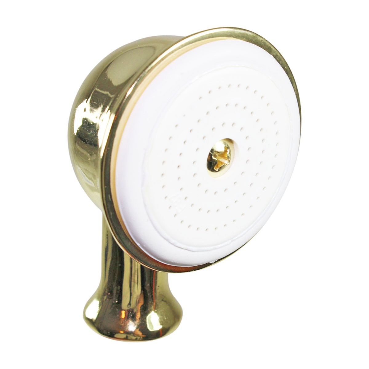 Handheld Shower Bright Brass Wall Mount 1 Handle Hand Held Shower Hand Held Showers Handheld Showers