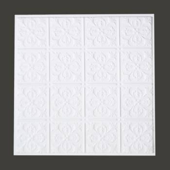 Ceiling Tiles White Polymer 23 34 sq Ceiling Tiles Ceiling Tile Antique Ceiling Tiles