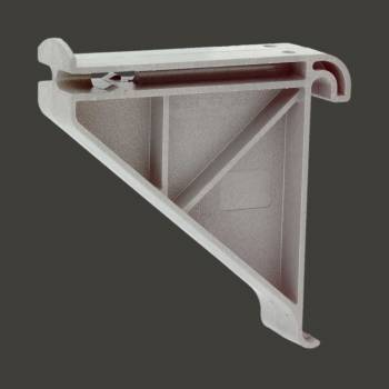 spec-<PRE>Shelves Expandable Polymer Garden Tool Shelf Rack </PRE>