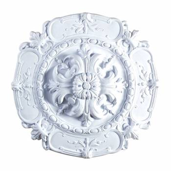 "<PRE>Ceiling Medallion White Urethane 16 1/2inch"" Diameter  </PRE>zoom1"