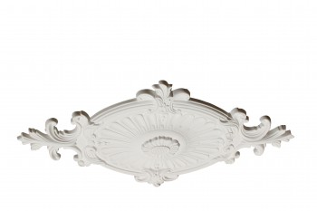 Ceiling Medallion White Urethane 12 H X 24 W Light Medallion Light Medallions Lighting Medallion
