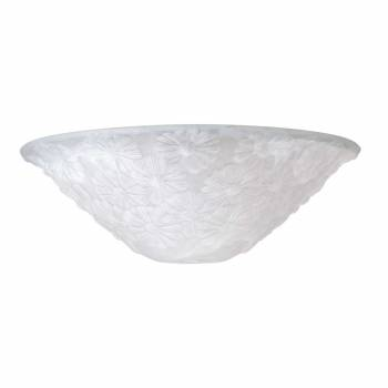 10 Cabinet Knobs White Blue Porcelain 34 Dia