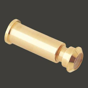 Door Viewer Brass 160 degree 1 38 x 2 Door Viewer Peephole Brass Door Viewer Brass Peephole
