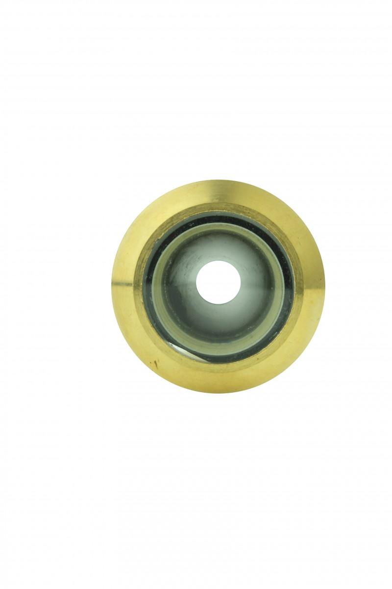 Door Peephole Viewer Brass 160 degree 1 18 to 2 116 Adjustable Length Door Viewer Peephole Brass Door Viewer Brass Peephole