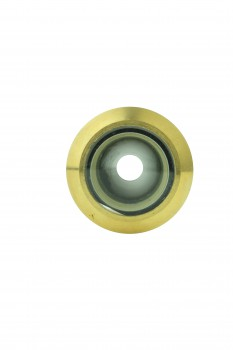 "<PRE>Door Peephole Viewer Brass 160 degree 1 1/8inch to 2 1/16"" Adjustable Length</PRE>zoom5"