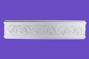 Cornice White Urethane Sample of 18872 19.75 Long Cornice Cornice Moulding Cornice Molding