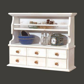 <PRE>Kitchen Organizer Weather White Pine Shelf 26 3/8 Inch</PRE>zoom2