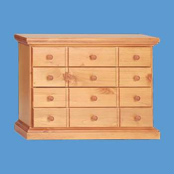Apothecary Cabinets Solid Pine 18 H X 30 W