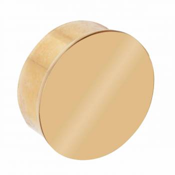 Flush End Plug Solid Brass Simple Fitting 15 OD