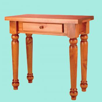<PRE>Hall Table Heirloom Pine Wentworth 28.75inchH x 30&quot; x 16&quot; </PRE>zoom2