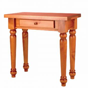 Hall Table Heirloom Pine Wentworth 28.75