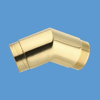 <PRE>Tubing Connector RSF Brass Elbow 135 degree Fit 2inch Tube </PRE>zoom2