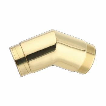 <PRE>Tubing Connector RSF Brass Elbow 135 degree Fit 2inch Tube </PRE>zoom1
