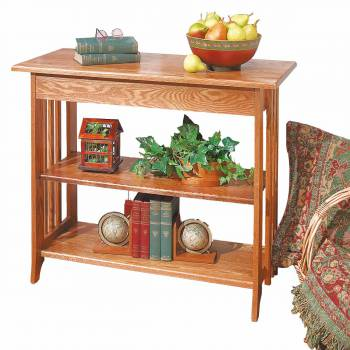 Sofa Table With Storage Unfinished Oak Bookshelf Table Kit191010grid