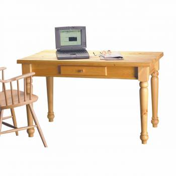 Desk Mission Country Pine Office Desk 28 3/4