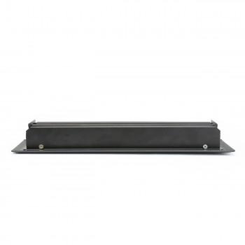 <PRE>Floor Heat Register Louver Vent Steel 2 1/4 x 12 Duct </PRE>zoom5